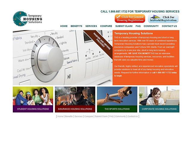 Temporary Housing Solutions Design Portfolio